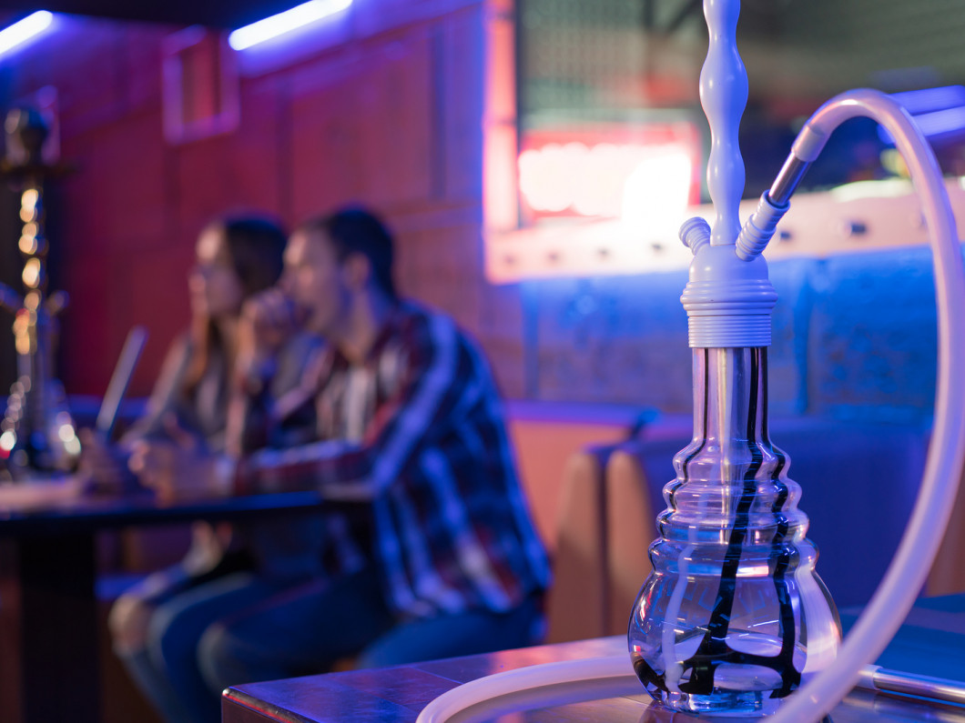 The HaZy HideAway Is Your Hookah Hookup